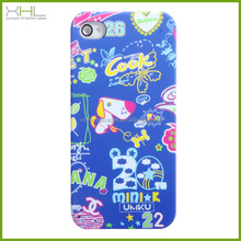 fashion cartoon cell phone case for iphone 5s, mobile phone case for iphone 5