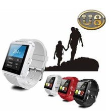 2015 New arriving Bluetooth Smart Watch WristWatch U8 U Watch for Android Smart Phone