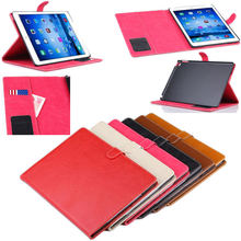 For Ipad Air 2 Smart Case, Book Style Design Accessory for iPad 6 Tablet Case