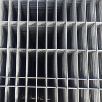 8'' concrete reinforcement welded wire mesh panel with factory price,used as steel concrete wall reinforce mesh for construction