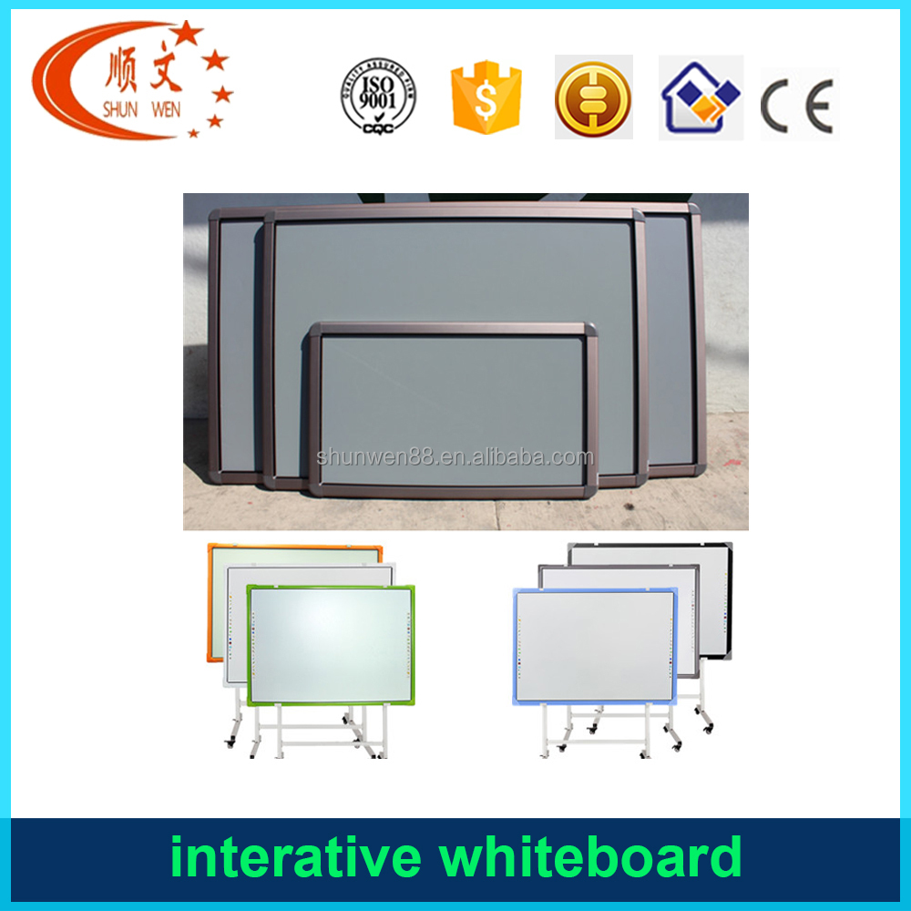 best sell interactive whiteboard for student smart board cheap price touch screen smart tv