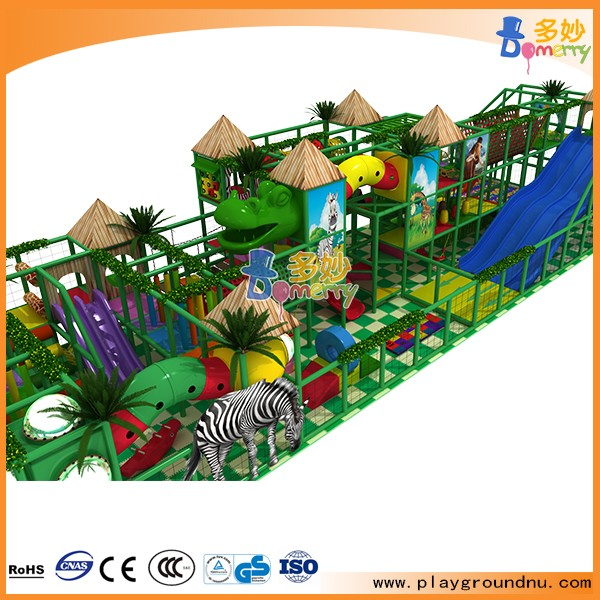 2016 Guangzhou most popular manufacture indoor soft play for kids