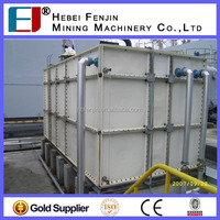 Hot Sale ! Stainless steel or FRP water tank export to India and South east Asia