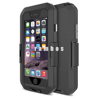 2016 Hot New Products Underwater Waterproof Shockproof Dirtproof Full Sealed Cases Cover Accessory for iPhone 6 4.7
