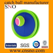funny fashional wholesale velcro catch ball catch ball
