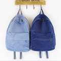 Customize Bride Denim Backpack