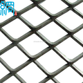 0.3-8.0mm Thick Expandable Sheet Metal Diamond Mesh (ISO9001 Factory)