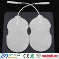 5*9cm tens machine Reusable self adhesive non-woven pad tens ems electrode pad
