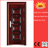 Factory sale new designs steel door skin SC-S130