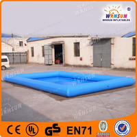 Big discount top quality cheap adult size inflatable pool on sale