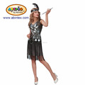 Flapper dresses 1920s costume (12-200) as lady carnaval costumes with ARTPRO brand