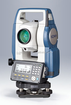 Sokkia Total Station with Single Prism 5000m and Bluetooth