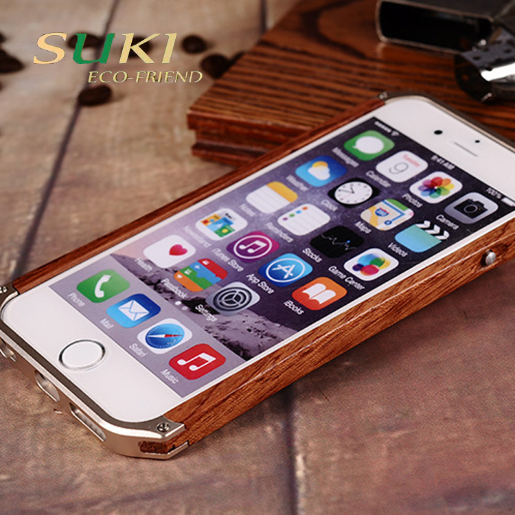 2015 mobile phone wooden cover lasered logo cases