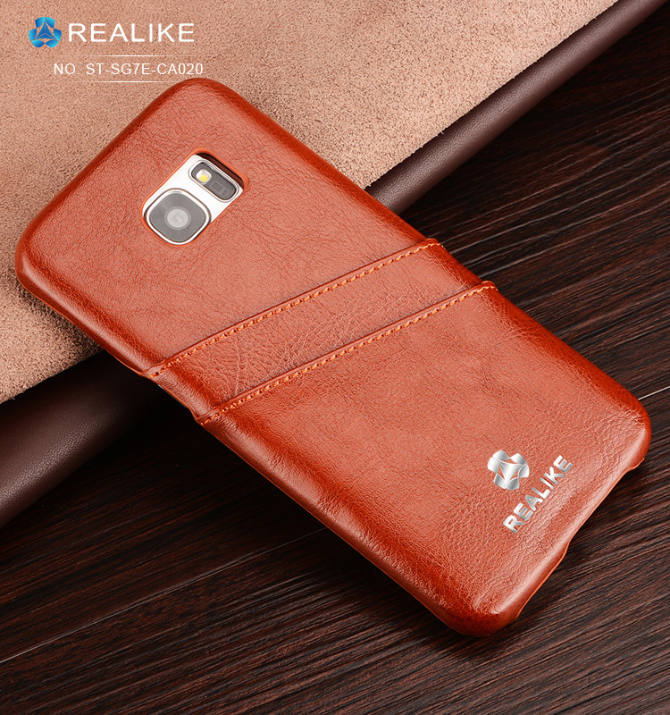 Latest published note 7 leather mobile case for samsung galaxy ntoe 7