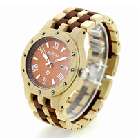 top selling bewell wooden watches 2016