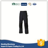 8 advanced equipment produce lines breathable customize gray and navy blue mens cargo pants