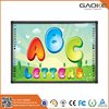 Aluminium frame teaching use interactive smart board
