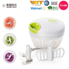 Easy to use innovative kitchen tools set hand press food chopper