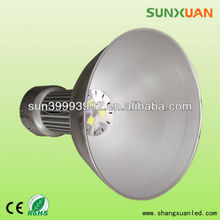 2013 New Product 100W Highbay Rattan Pendent Lamp LED Industrial Shop Lights