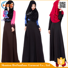 Zakiyyah20016 Latest Muslim Dubai Style Burka Model Kebaya Indonesia For Women Hijab Khimar