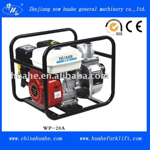 2inch 5.5hp agricultural use gasoline water pump with 4 stroke gasoline engine,pump water