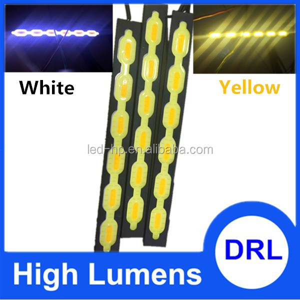 High Bright New Tuning Light COB Led Car Day Light