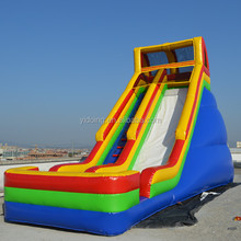 Top quality giant inflatable water slides for kids and adults B4007
