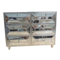 Mirror Chest Drawers Made By Moodlinesindo Jepara Furniture ( Only For Serious Buyer )