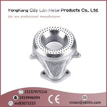 Finely processed gas stove part name with low price