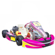 Popular CE / EPA 80cc Gas Powered Go Karts for Kids / Adults for sale
