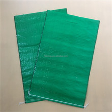 high quality PP woven bag 50 kgs, 100 kgs bopp laminated pp woven bag for packing