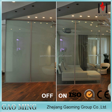 Projection Function switchable pdlc smart window glass film