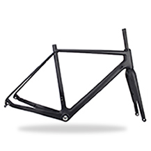 Road Bicycles Use and Carbon Material Carbon Fiber Disc Aero Road Bike Frame 700*32C