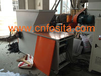 Single shaft shredder/used single shaft shredder
