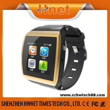 GSM Cell Phone Watch,Bluetooth Dialer & Bluetooth Headset With Alarm Colck Pedometer Functions