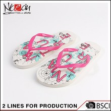Max Collection Custom Pattern Girl Plastic Summer Flip Flop Lot