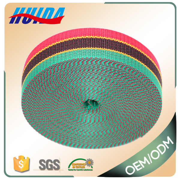 Price Of Woven Fabric Garment Accessories Supplier Pp Webbing Tape
