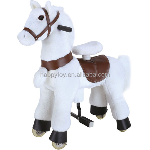 Happy Island most hot sale horse scooter,outdoor rocking horse,wonder horse spring rocking horse