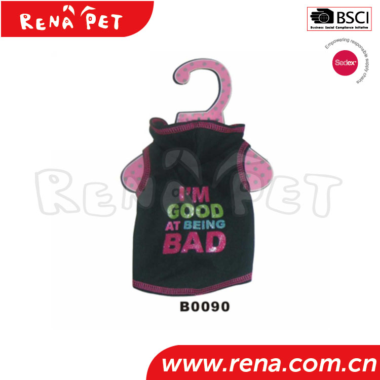 2016 New atmosphere heated dog clothes