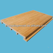 decking toolings for pvc wpc outdoor decorative board