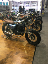 EEC 4 Classic cafe racer motorcycles