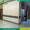 4 mm thickness decorative high pressure laminate wall covering panels