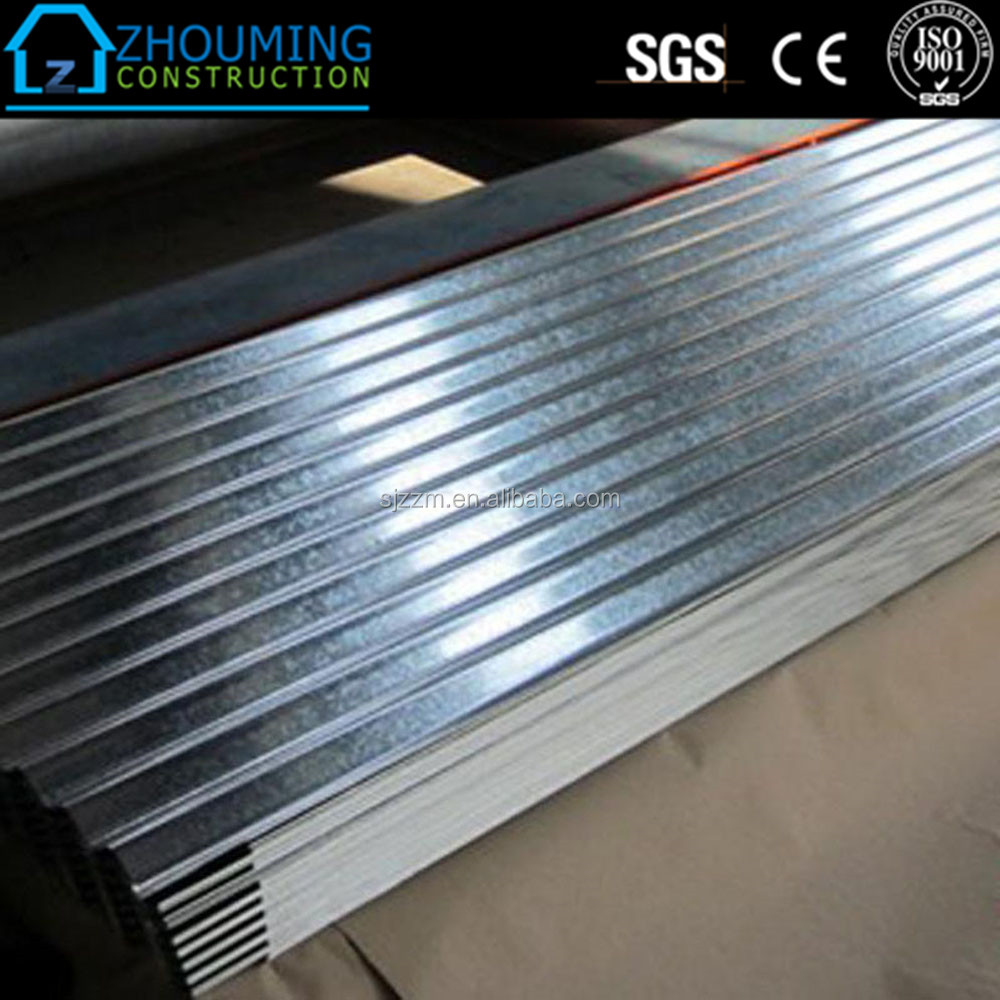 color coated sheet metal
