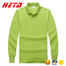 2017 mens latest new fashion long sleeve polo t shirts cheap factory direct design polo shirt
