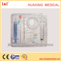 disposable surgical anesthesia set