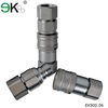 Ff Series Quick Fittings,Quick Disconnect Connector,hansen couplings hydraulic quick coupling