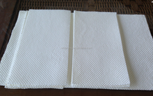 500GSM water absorbing paper pad with cotton fluff pulp inside hydrogel for human liquid in hospital