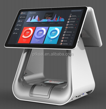 15.6 inch android pos terminal with 80mm printer / NFC / SIM card