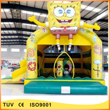 hard-wearing quality bouncy castle inflatable happy bounce house for sale for sale