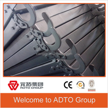 metal scaffold plank with hooks/catwalk for scaffolding system